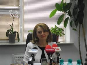 Preşedintele director general al Casei de Asigurări de Sănătate (CAS) Suceava, Adela Băişanu