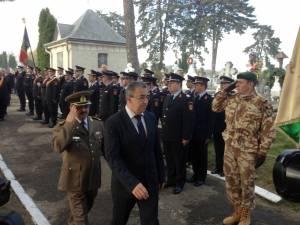 Ceremonialul religios şi militar organizat la Suceava pentru a marca Ziua Armatei Române