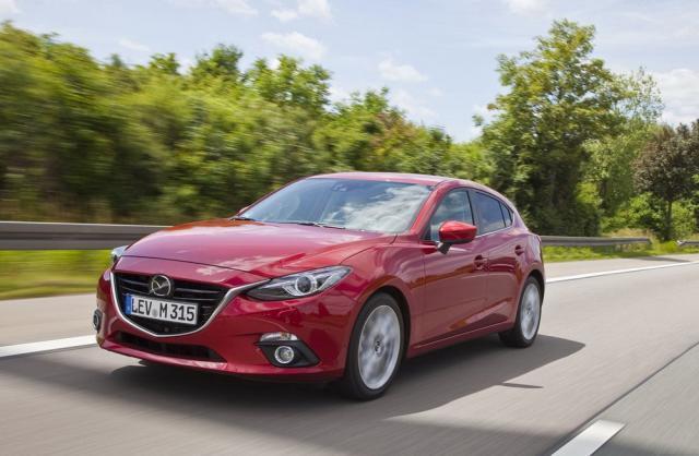 Noua Mazda3 a sosit la dealerii din România