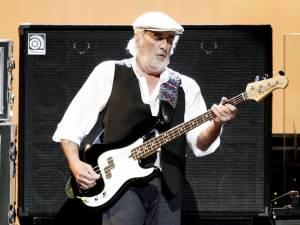 John McVie, basistul formaţiei Fleetwood Mac, diagnosticat cu cancer