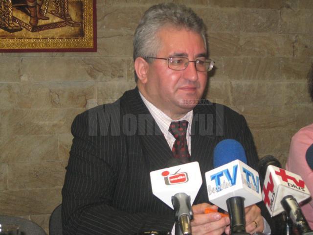 Primarul municipiului Suceava, Ion Lungu