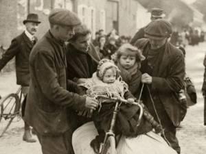 """""""Refugiaţi din Galiţia în Bucovina"""""""