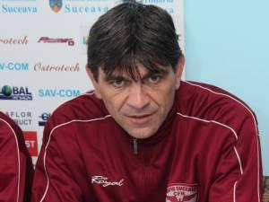 Bogdan Tudoreanu crede că sucevenii vor avea un meci dificil la Constanţa