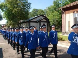Şcoala Militară de Subofiţeri de Jandarmi Fălticeni aniversează cinci ani de existenţă