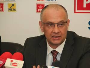 Deputatul Ştefan Alexandru Băişanu
