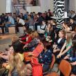 Muzică, dans şi umor, la Balul Bobocilor organizat de Liceul cu Program Sportiv Suceava
