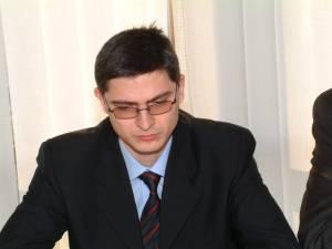 Ionuţ Vartic a fost declarat respins la interviul susținut săptămâna trecută pentru un post în cadrul noii Direcţii Regionale Antifraudă Suceava