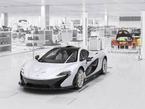 McLaren P1 intră în producția de serie