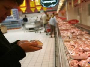 Tone de carne cu salmonela au fost comercializate pe piaţa din Suceava