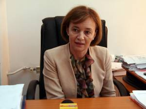 Prof. univ. dr. Gabriela Prelipcean, prorector al USV
