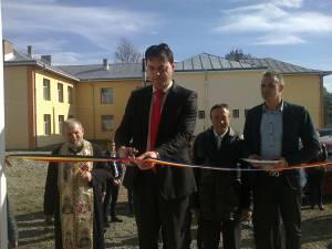 Baza de la Poiana Stampei a fost inaugurată acum câteva zile