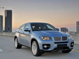 BMW spune adio lui X6 Active Hybrid