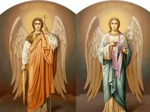 Astăzi este Soborul Sfinţilor Arhangheli Mihail şi Gavriil
