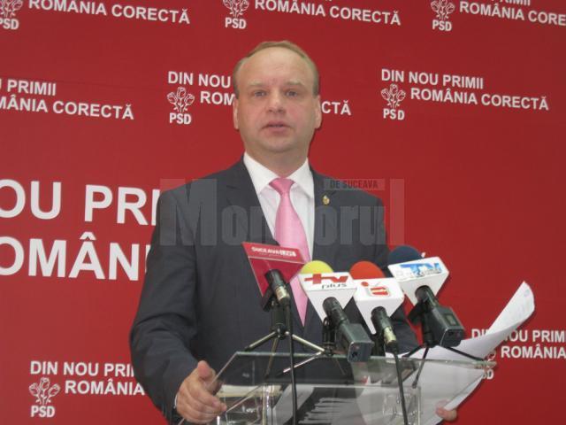 """Ovidiu Donţu: """"Este un buget mai mare decât cel pe anul acesta"""""""