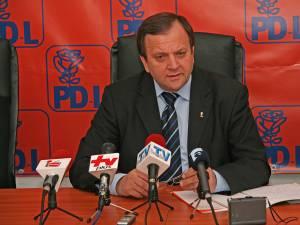"""Gheorghe Flutur: """"Mă bazez mult pe primarii PDL, pe care-i consider membri în echipa de conducere"""""""