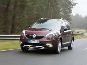 Renault Scénic, imagine împrospătată și dotări noi