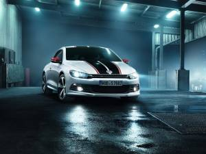 Volkswagen va lansa anul viitor  Scirocco Facelift