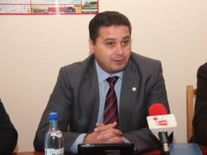 Liderul Alianței Sindicatelor din Învăţământ Suceava, prof. Giani Leonte