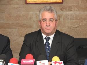 Preşedintele Asociaţiei de tip Zonă Metropolitană Suceava, primarul Sucevei, Ion Lungu
