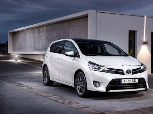 Toyota Verso va primi un motor diesel BMW