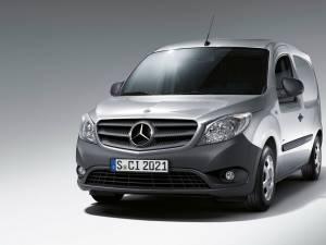 Mercedes Citan întregește oferta pe segmentul vehiculelor comerciale