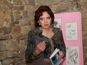 Lorena Mureşan şi-a lansat primul volum de poezii