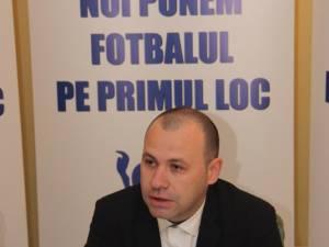 Ciprian Anton cere convocarea Adunării Generale Extraordinare a AJF Suceava