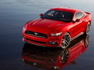 Ford a dezvăluit noul Mustang