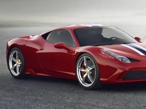 Ferrari 458 Speciale s-a lansat în România