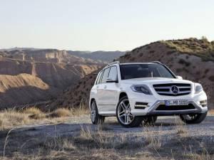 Noul Mercedes GLK sosește anul viitor