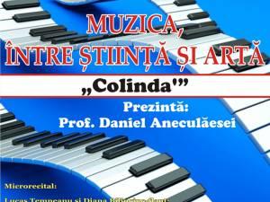 """""""Muzica, între ştiinta şi artă"""" la Biblioteca Bucovinei"""
