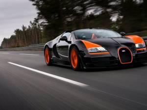 Bugatti a vândut 400 de exemplare Veyron