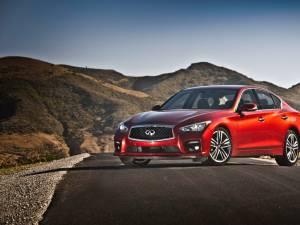 Infiniti va lansa la Detroit conceptul Q50 Eau Rouge