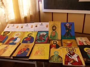 """La Şcoala Gimnazială Plopeni a avut loc activitatea religioasă """"Spiritualitate şi tradiţie creştină"""""""