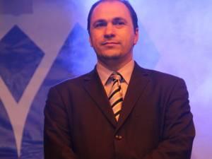 Mihai Dimian – prorector responsabil de activitatea ştiinţifică a USV
