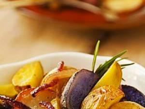 Cartofii copţi reduc simptomele colonului iritabil Foto: Corbis