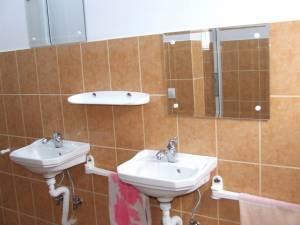 Toaleta de la şcoala cu clasele I-IV din Adâncata a fost modernizată