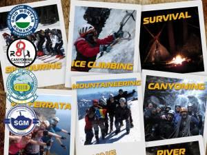 Cursuri gratuite de alpinism, schi şi rafting, iniţiate de Asociaţia Ghizilor din Bucovina