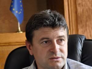 Cătălin Coman, primarul municipiului Fălticeni