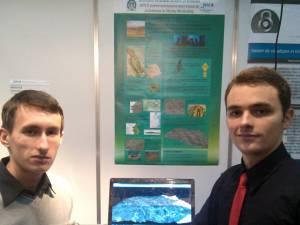 Mircea Ceobanu şi Dorin Miron au realizat un proiect prin care au identificat un ciclotraseu turistic în zona Obcinei Mestecăniş