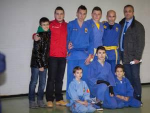 Delegația clubului KHI Suceava la Cupa României