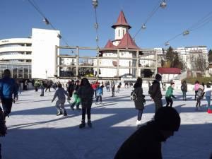 Cei mai mulţi patinatori, 2.658, au fost elevi şi studenţi, care beneficiază de un tarif special de acces