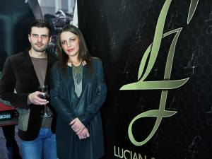 Lucian Mînecan şi Ioana Iacob