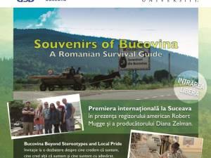"""""""Souvenirs of Bucovina. A Romanian Survival Guide"""""""
