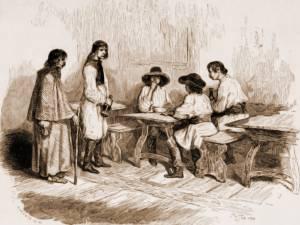 Ţărani români – Anatole de Demidoff (1813-1870)