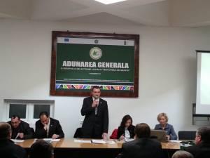 """Primarul din Pojorâta, Ioan Bogdan Codreanu, a fost reconfirmat la conducerea GAL """"Bucovina de Munte"""""""