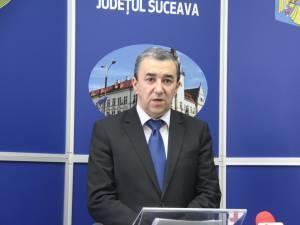 Prefectul judeţului Suceava, Florin Sinescu