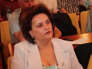 Preşedinta Organizaţiei Judeţene Suceava a Femeilor Liberale, Cristina Teodorovici