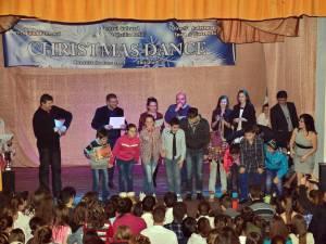 """Centrul Cultural """"Grigore Vasiliu Birlic"""" a găzduit a doua ediţie a concursului de dans """"Christmas Dance"""""""