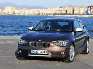 BMW concentrează noi tehnologii pe Seria 1